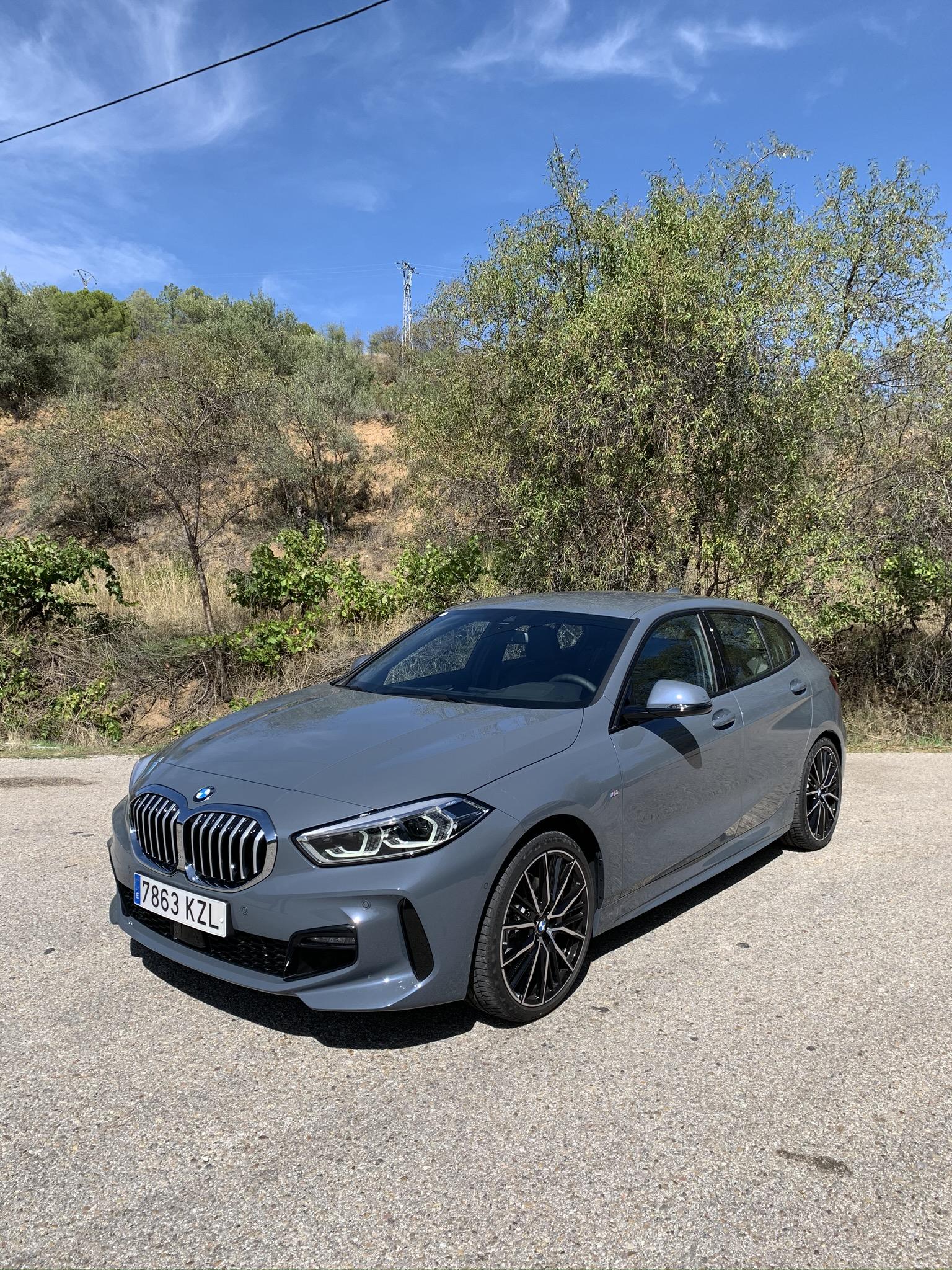 NUEVO BMW SERIE 1, DEPORTIVIDAD Y ESPACIO CON TRACCIÓN DELANTERA