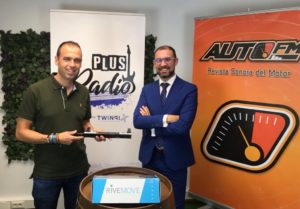 Jose Lagunar de Rivekids en AUTOFM