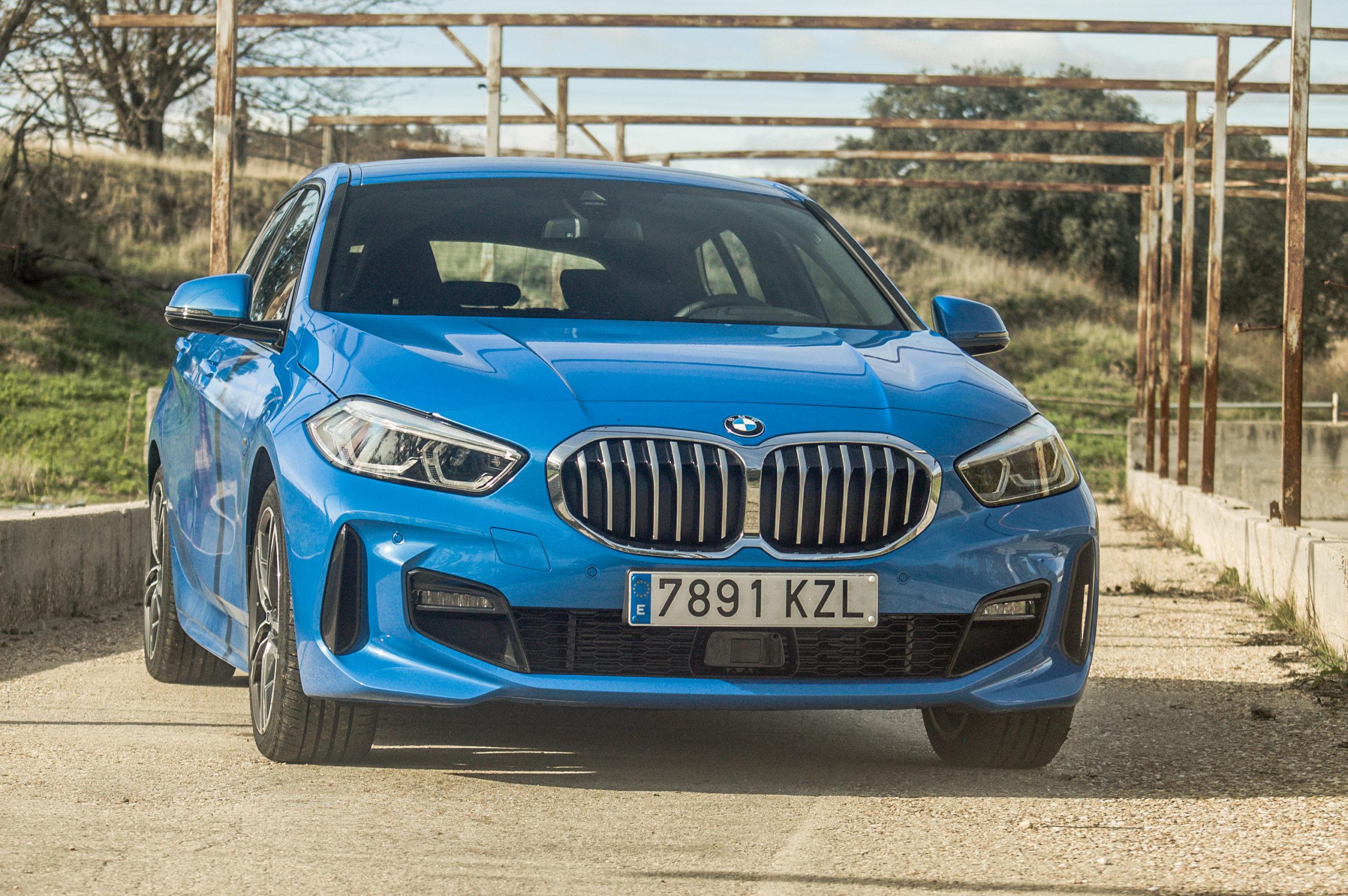 Nuevo BMW serie 1, muchos cambios, manteniendo su carácter deportivo