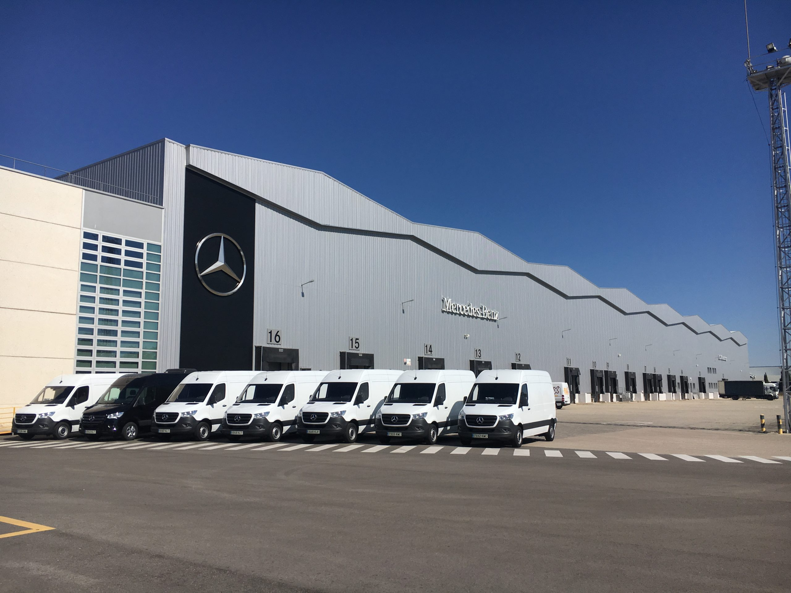 Mercedes Sprinter, el Clase S de las furgonetas