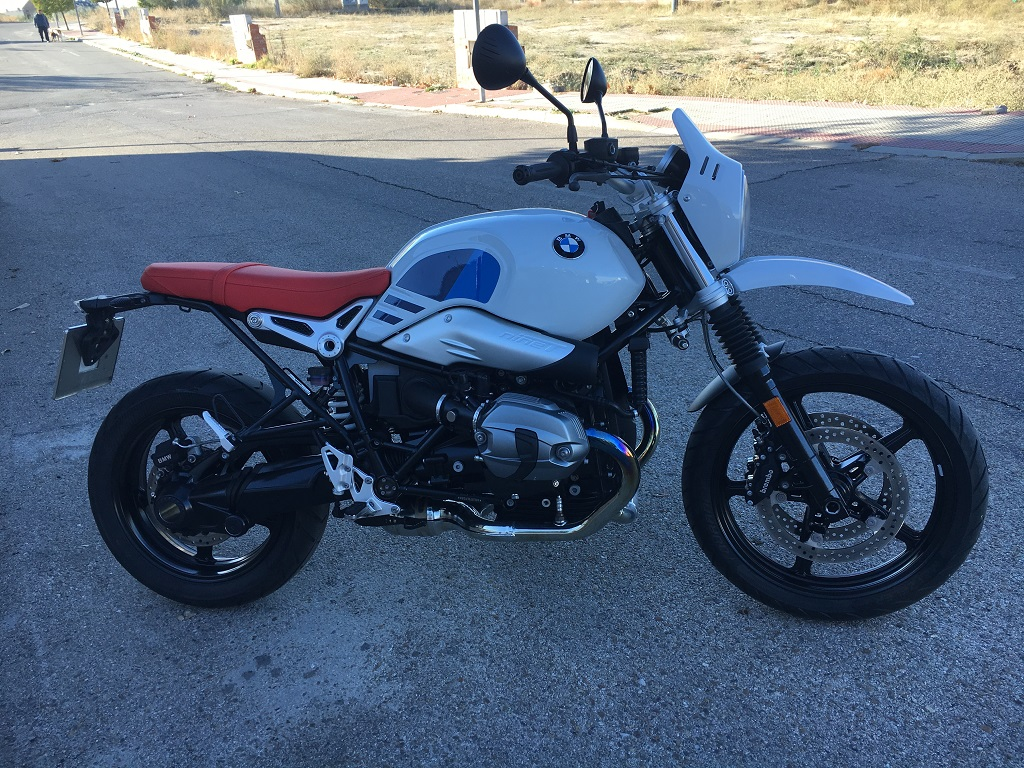 BMW R nineT Urban G/S