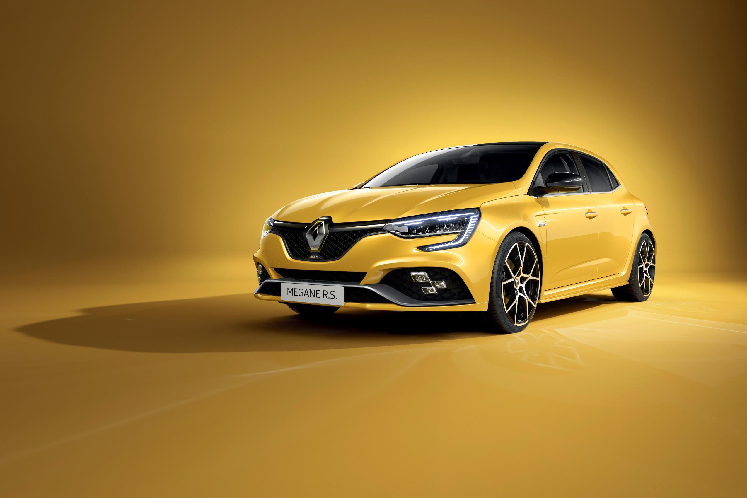 Renault renueva toda su gama Mégane