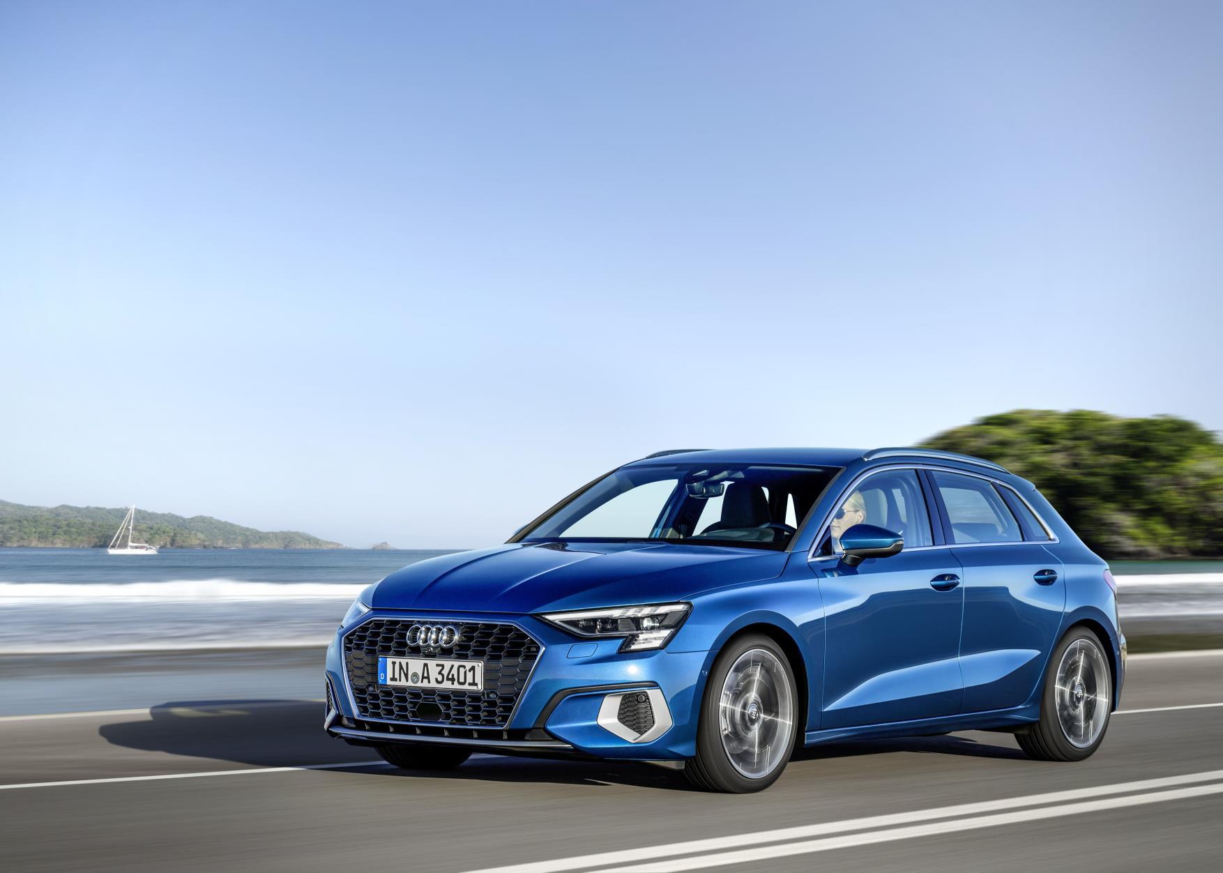 Inicio comercializacion Audi A3