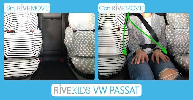 adaptador silla coche rivemove