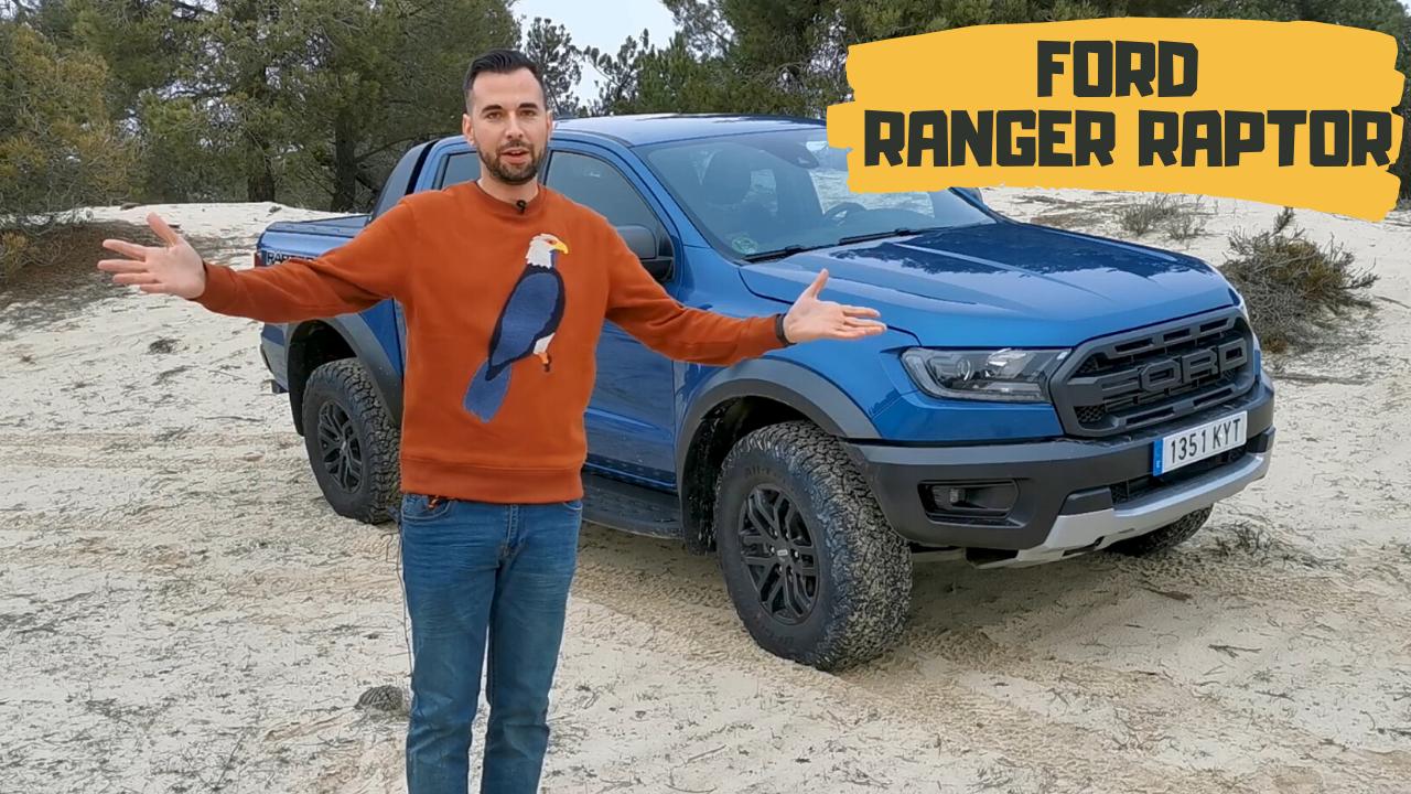 Opinión Ford Ranger Raptor