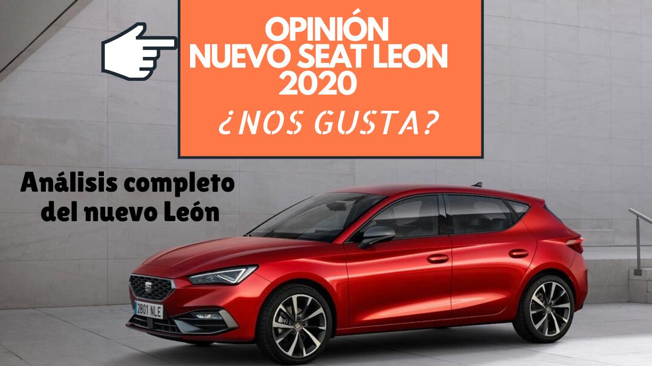 Opinión Nuevo SEAT Leon 2020
