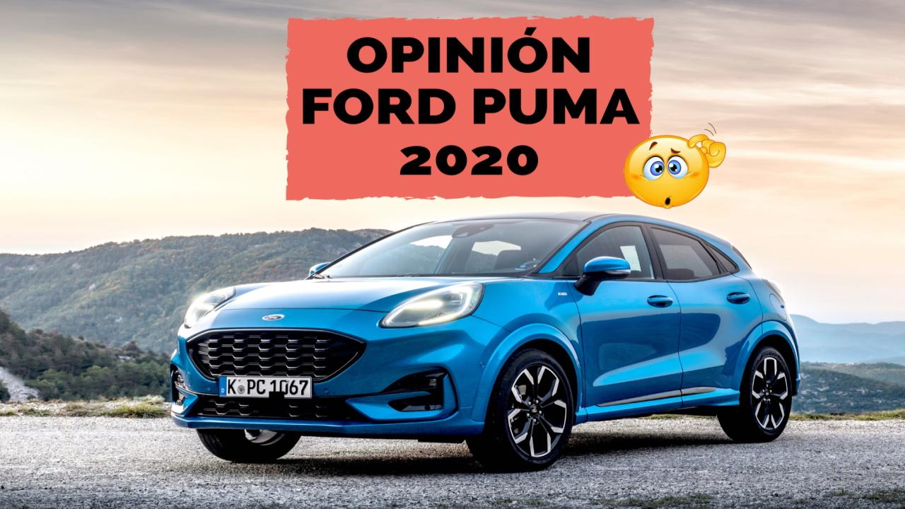 Opinión Ford Puma