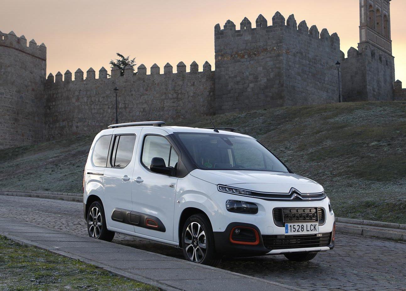 Citroën Berlingo: Práctico, útil y polivalente