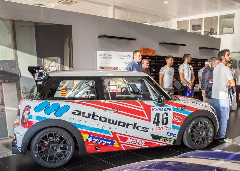 Tertulia AutoFM: Un Mini de carreras