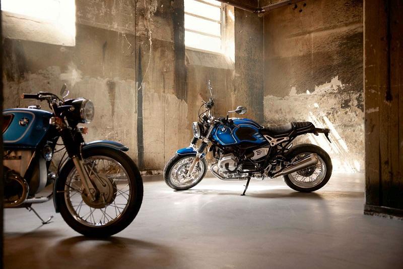 BMW R nineT/5 un homenaje en toda regla