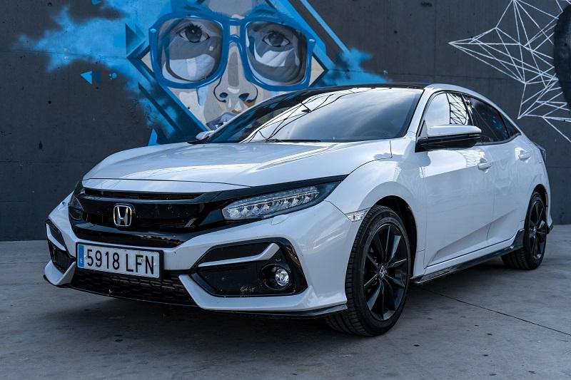 Prueba del Honda Civic Executive Sportline