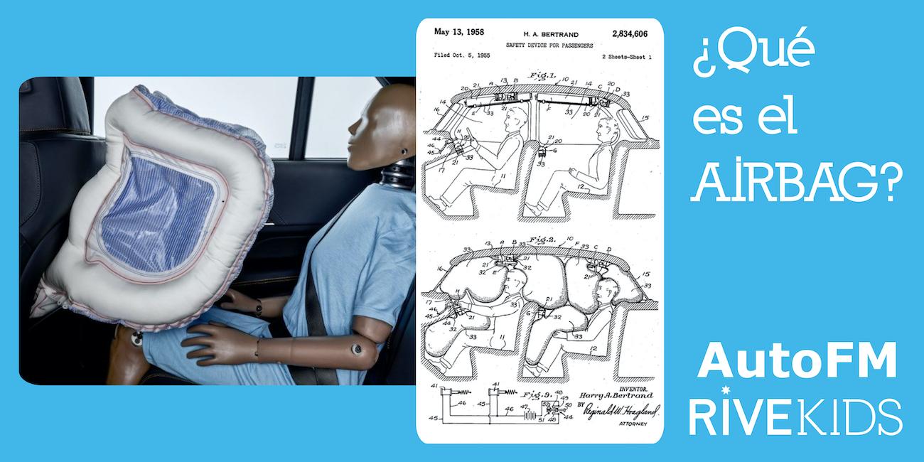 Airbag: Pasado, presente y futuro