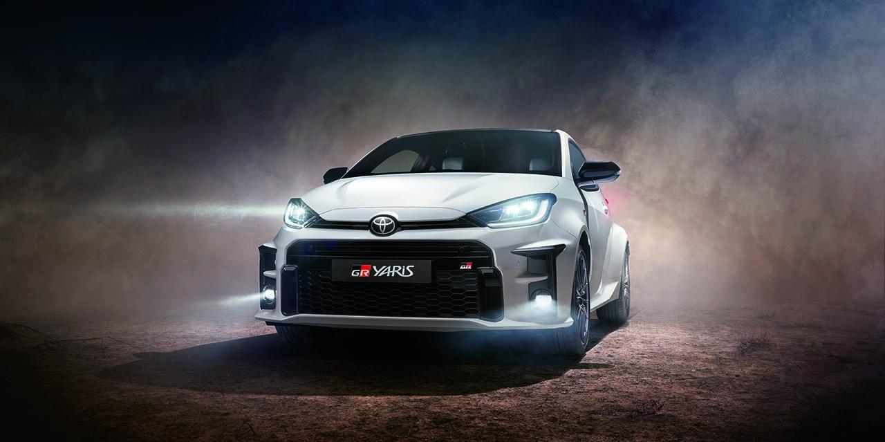 El Toyota GR Yaris ya está a la venta en España
