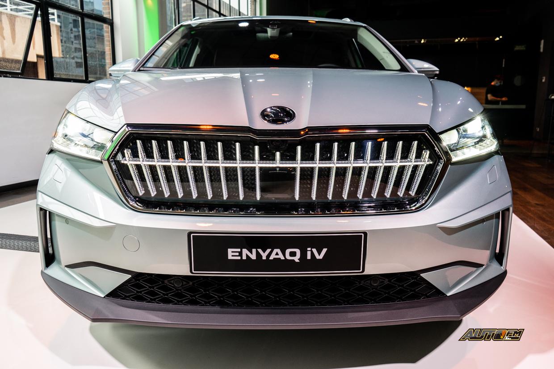 Tertulia AutoFM: Nuevo eléctrico Skoda Enyaq iV