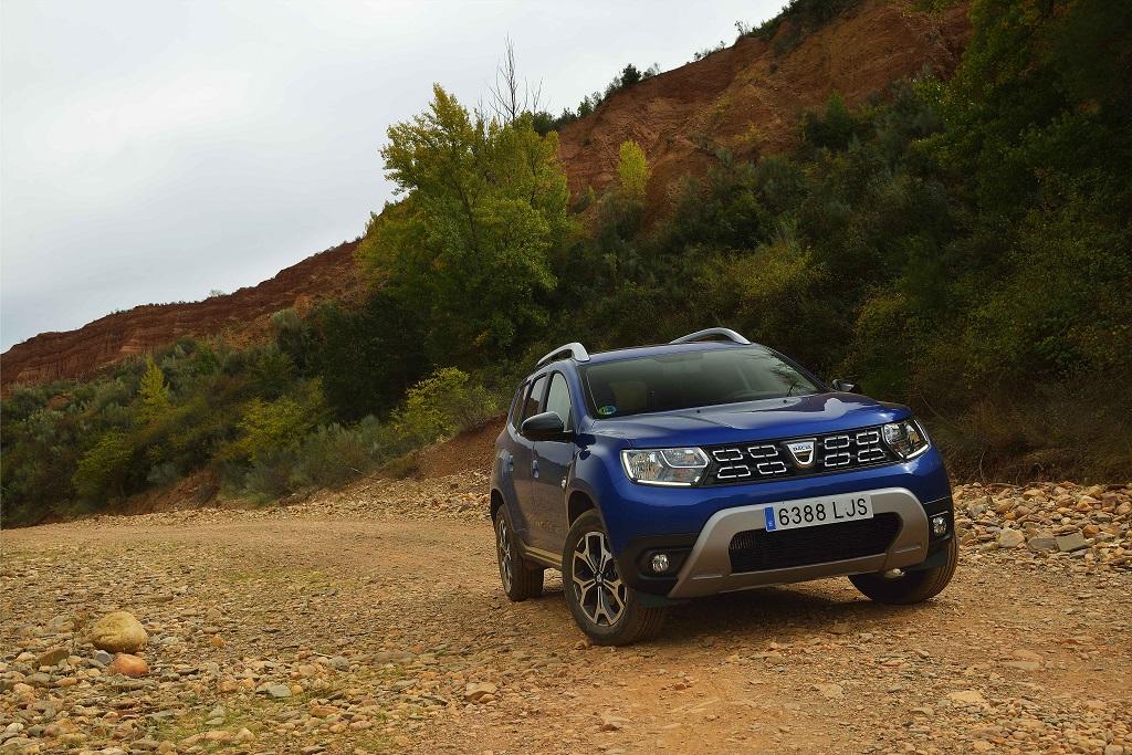 Toma de contacto con el nuevo Dacia Duster GLP