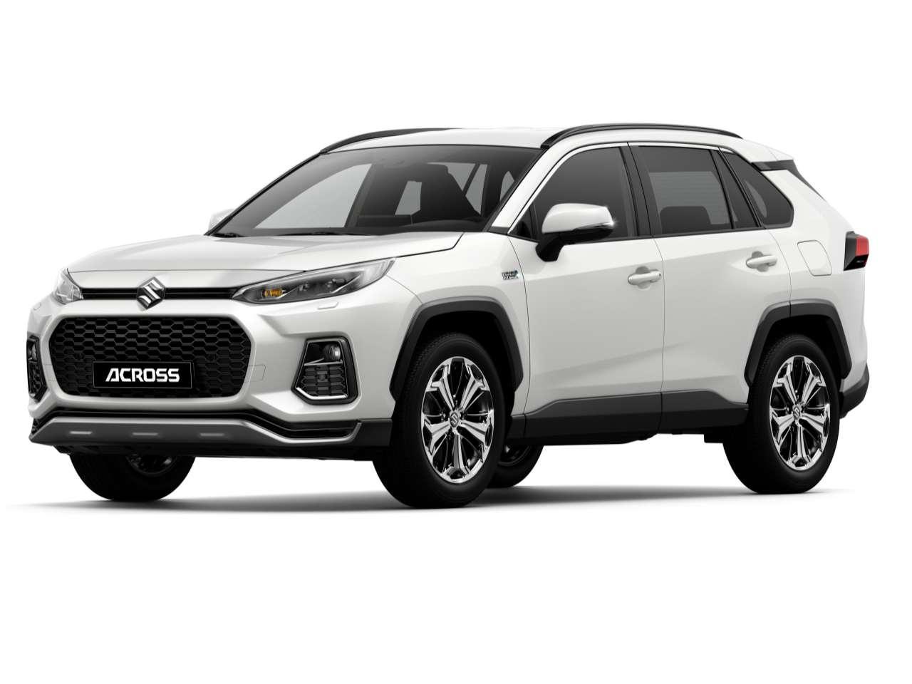 Prueba AutoFM: Suzuki Across