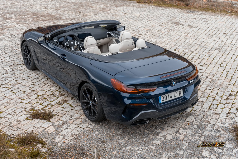 BMW 840i Cabrio, la combinación perfecta de deportividad y lujo