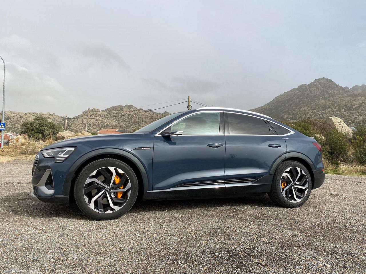 Prueba AutoFM: Audi e tron Sportback