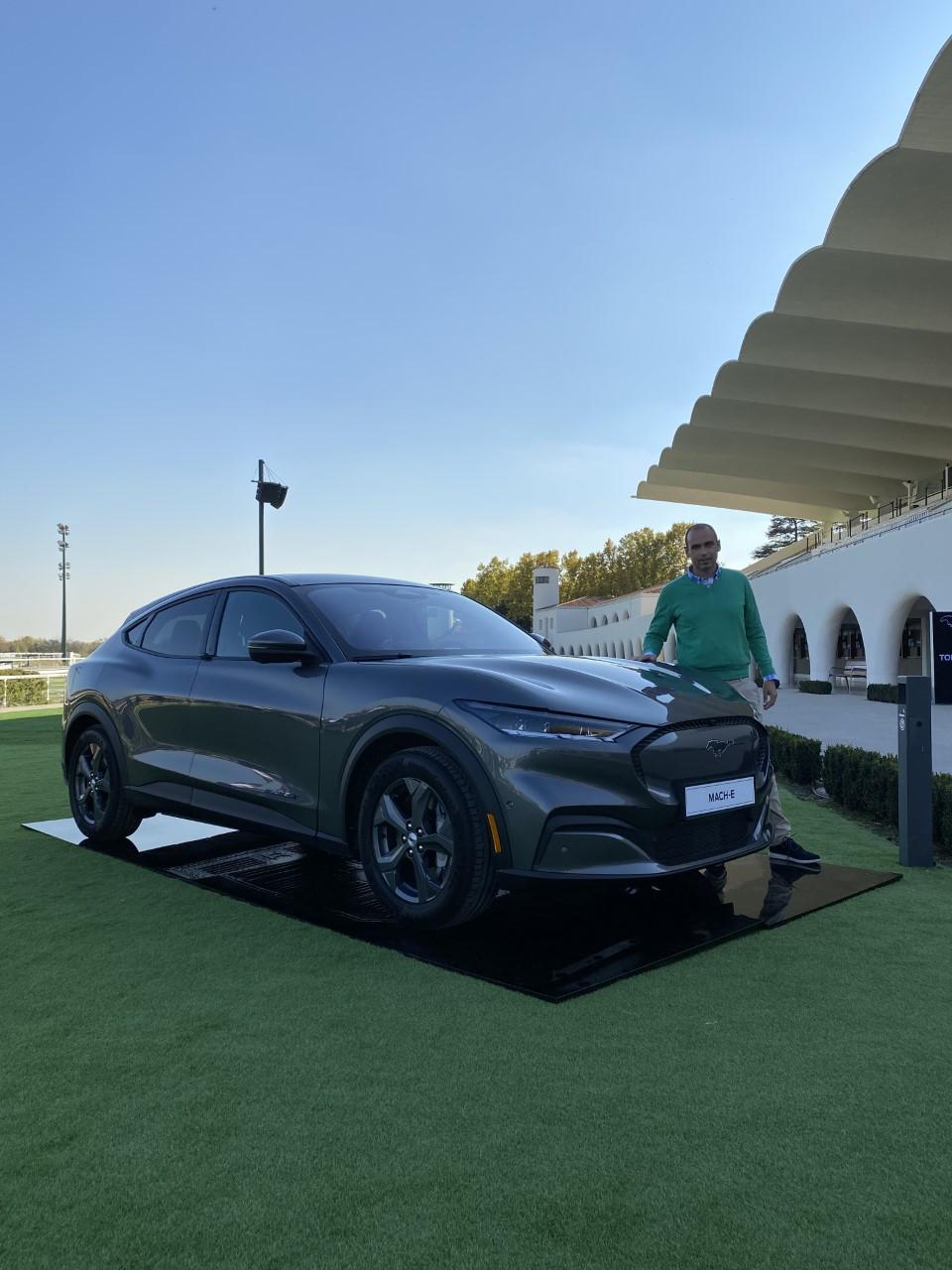 Tertulia AutoFM: Nos subimos al Ford Mustang Mach e