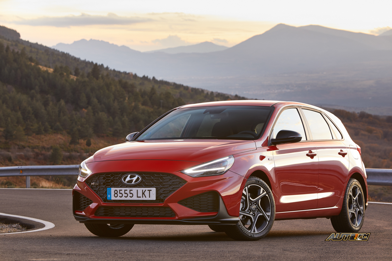 Toma de contacto con el nuevo Hyundai i30