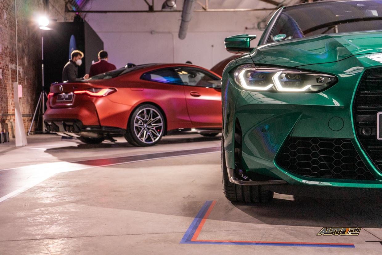Conocemos los nuevos BMW M3 y M4 Competition