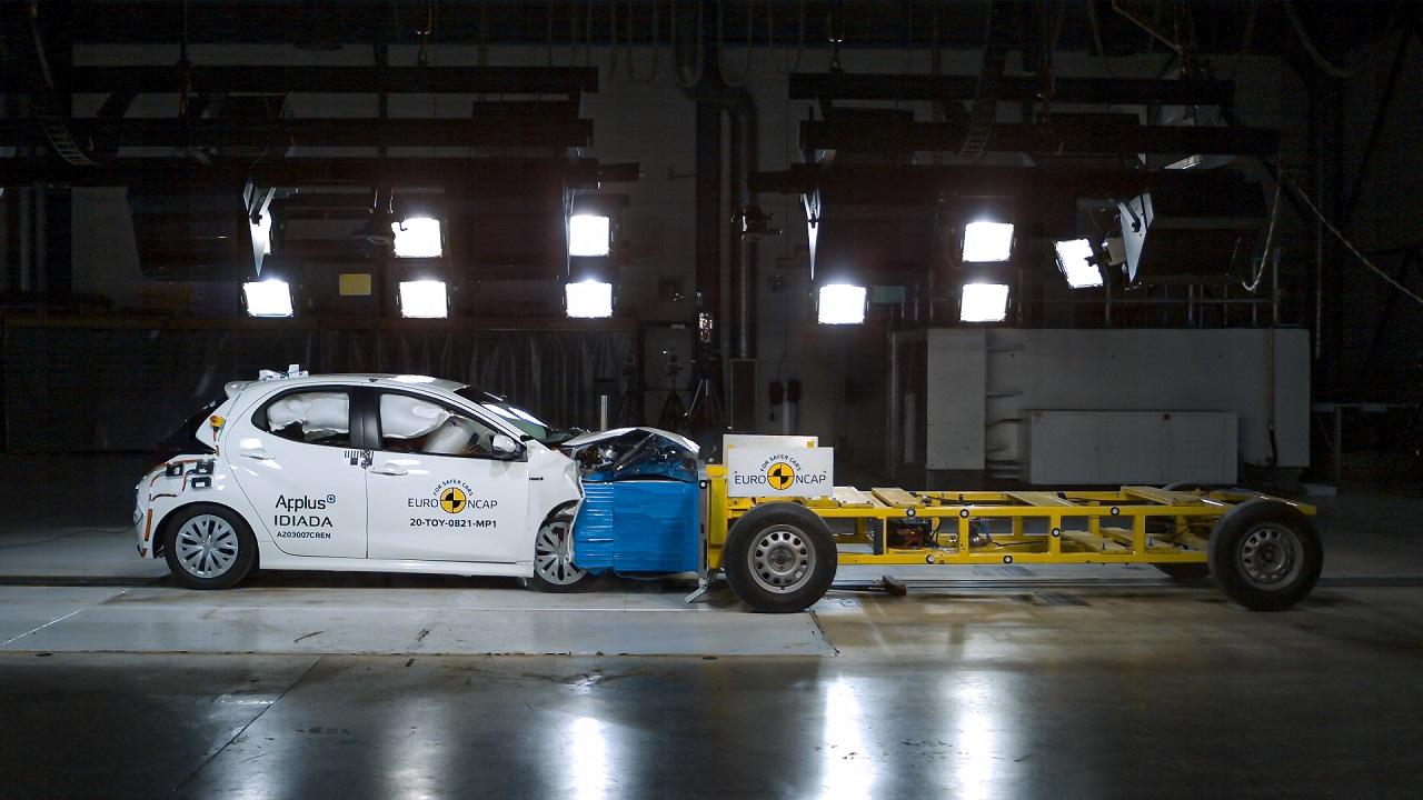 Informe Seguridad: ¿Es seguro el Toyota Yaris?
