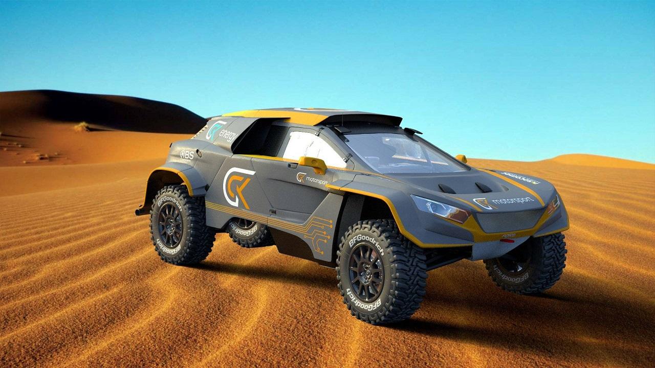 Especial AutoFM: El rally Dakar con vehículos de hidrógeno