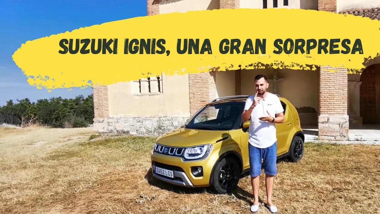 Opinión y Prueba Suzuki Ignis Híbrido AllGrip