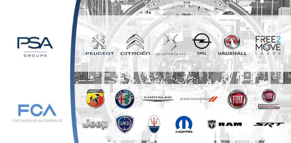 Tertulia AutoFM: Se hace efectiva la fusión entre PSA y FCA