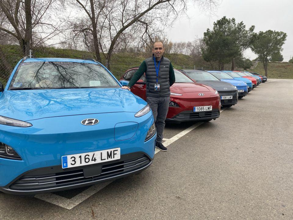 Hyundai Kona renovación total con micro hibridación de serie