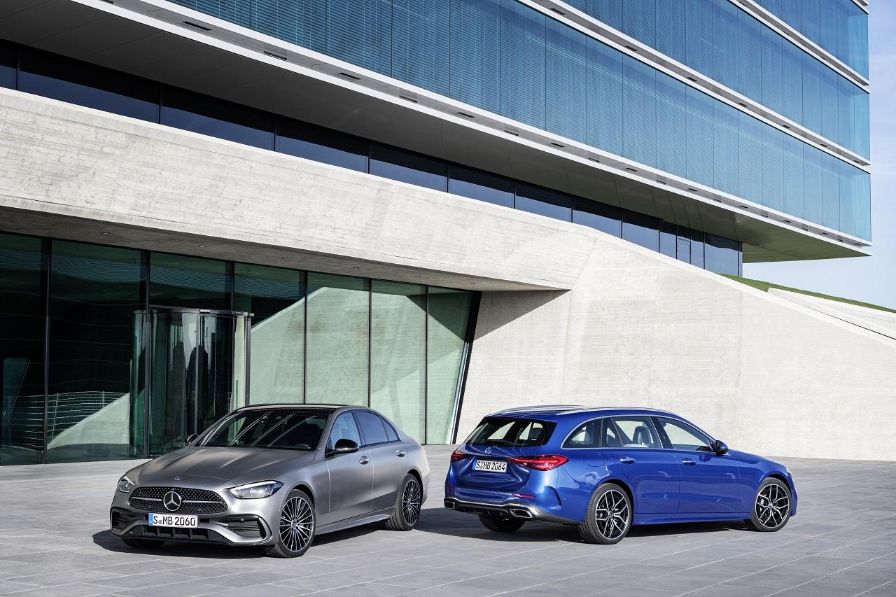 Conocemos en detalle el Mercedes Clase C 2021