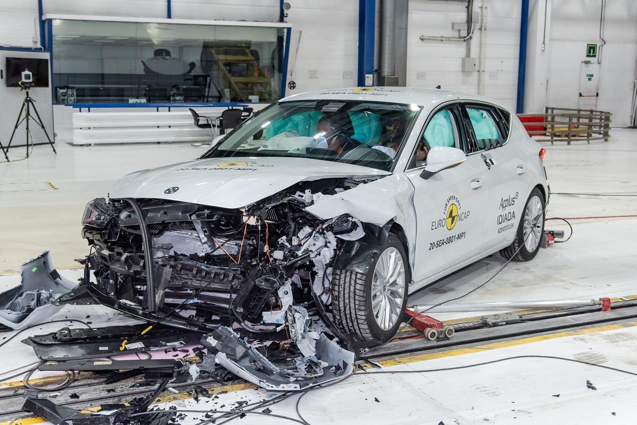 Informe seguridad: ¿Es seguro el Seat Leon?