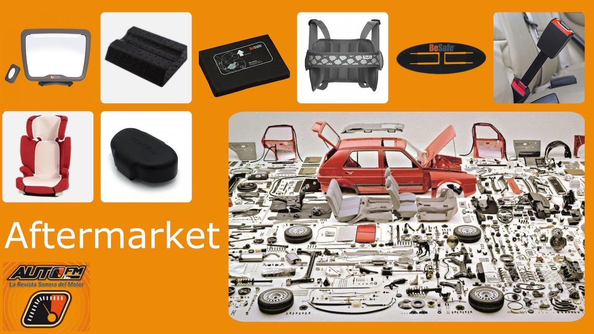 ¿Qué es un accesorio aftermarket para SRI?