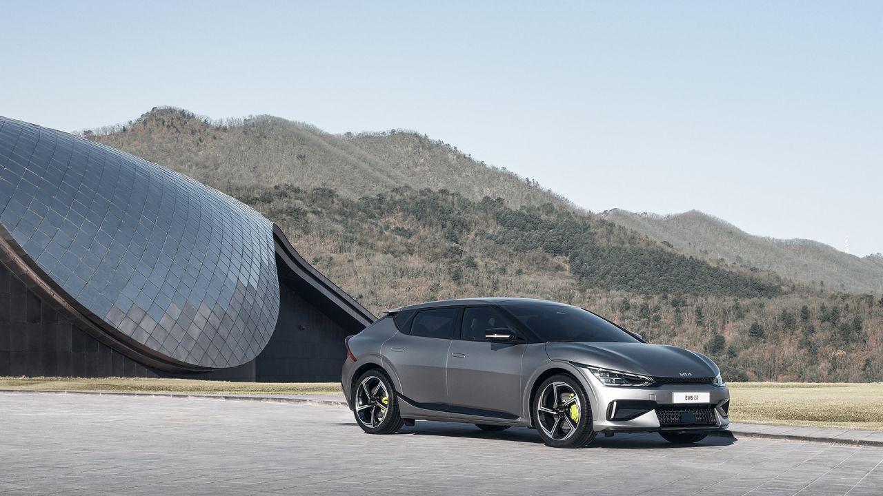 Nuevo eléctrico Kia EV6