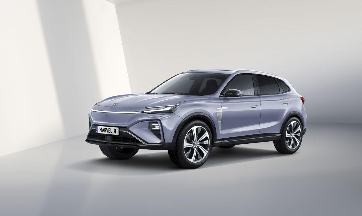 MG nos enseña su nuevos vehículos eléctricos
