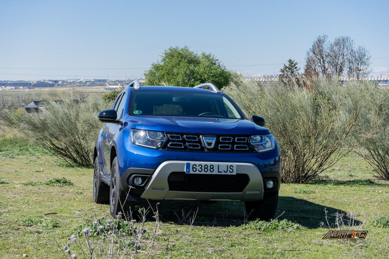 Probamos el Dacia Duster GLP, un SUV con etiqueta ECO