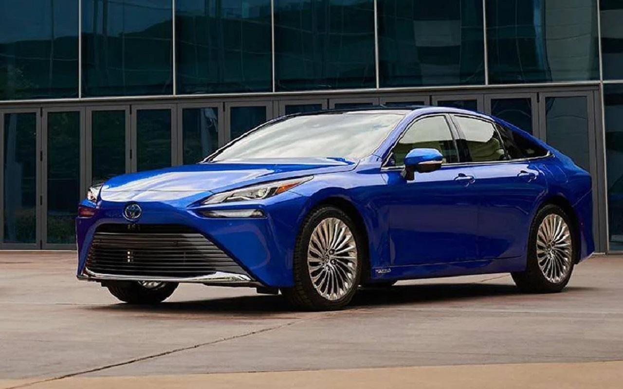 Analizamos el Toyota Mirai el coche de hidrógeno