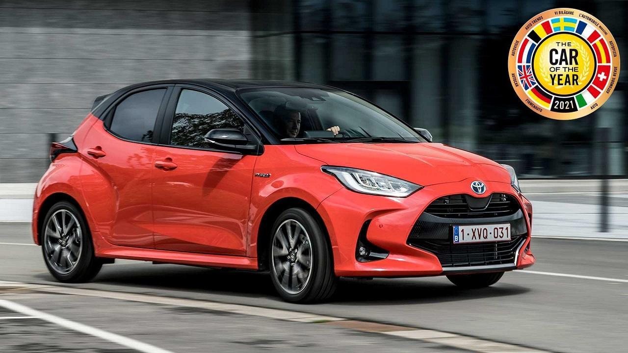 Tertulia AutoFM: Toyota Yaris, Coche del Año en Europa