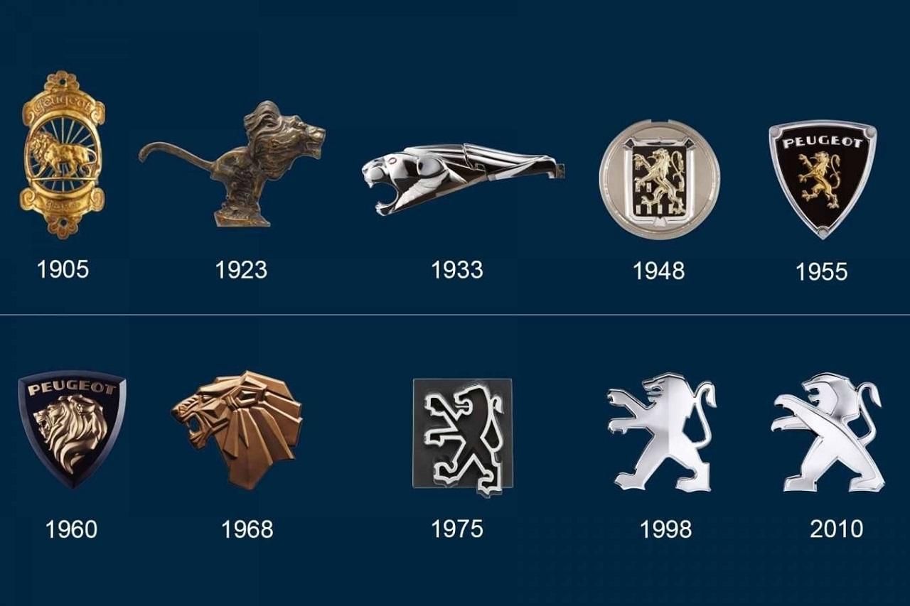 La historia del logo de Peugeot