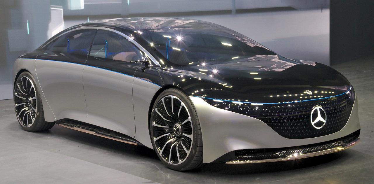 Tertulia AutoFM: Mercedes EQS eléctrico con más de 700 kms