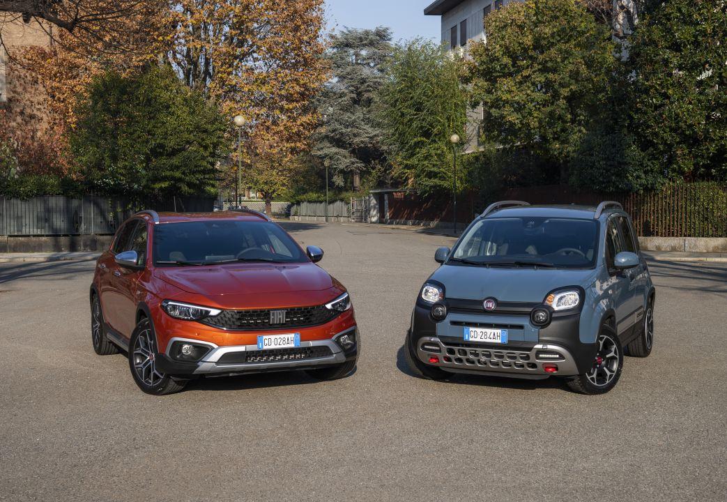 Nuevos Fiat Panda y Tipo actualización 2021
