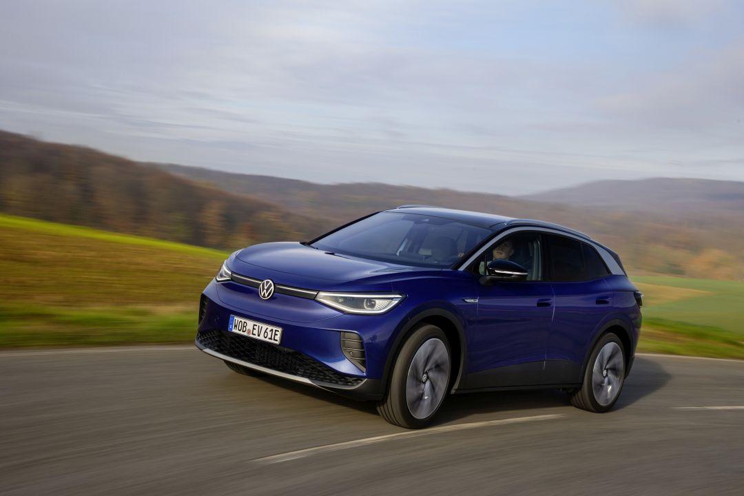 Volkswagen ID.4, SUV, eléctrico y 522 km autonomía