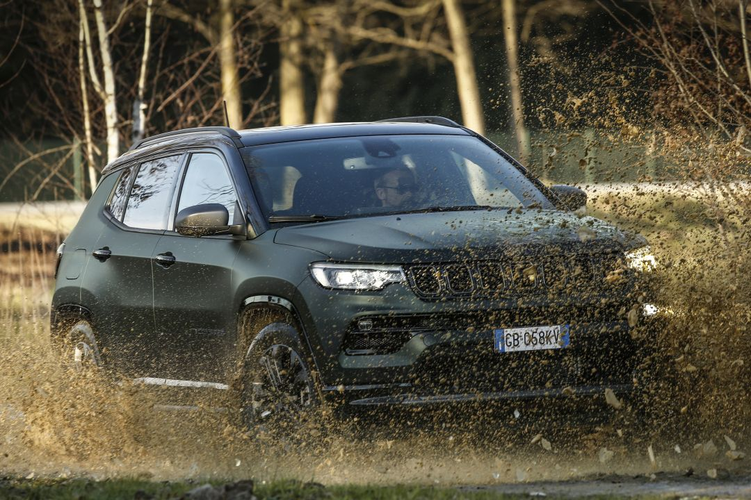 Jeep Compass 2021 fotos e información general
