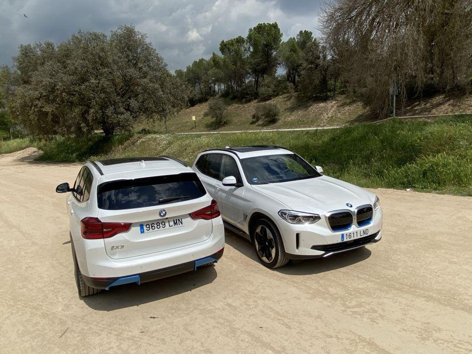 BMW iX3 el X3 eléctrico con 460km de autonomía