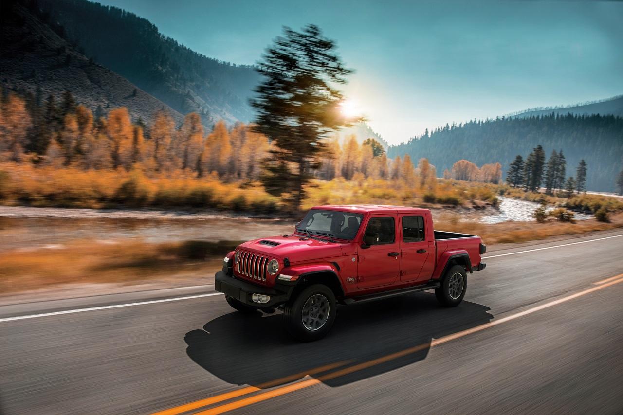 Una bestia llamada Jeep Gladiator