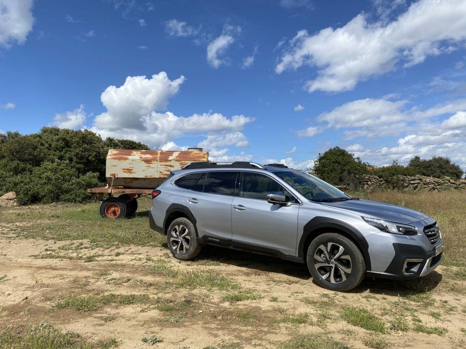 Tertulia AutoFM: Subaru Outback, sexta generación