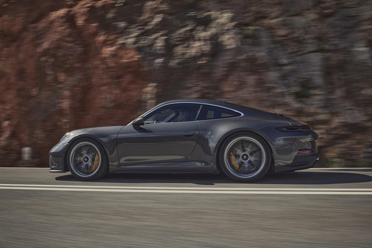 Tertulia AutoFM: Nuevo Porsche 911 GT3 Touring