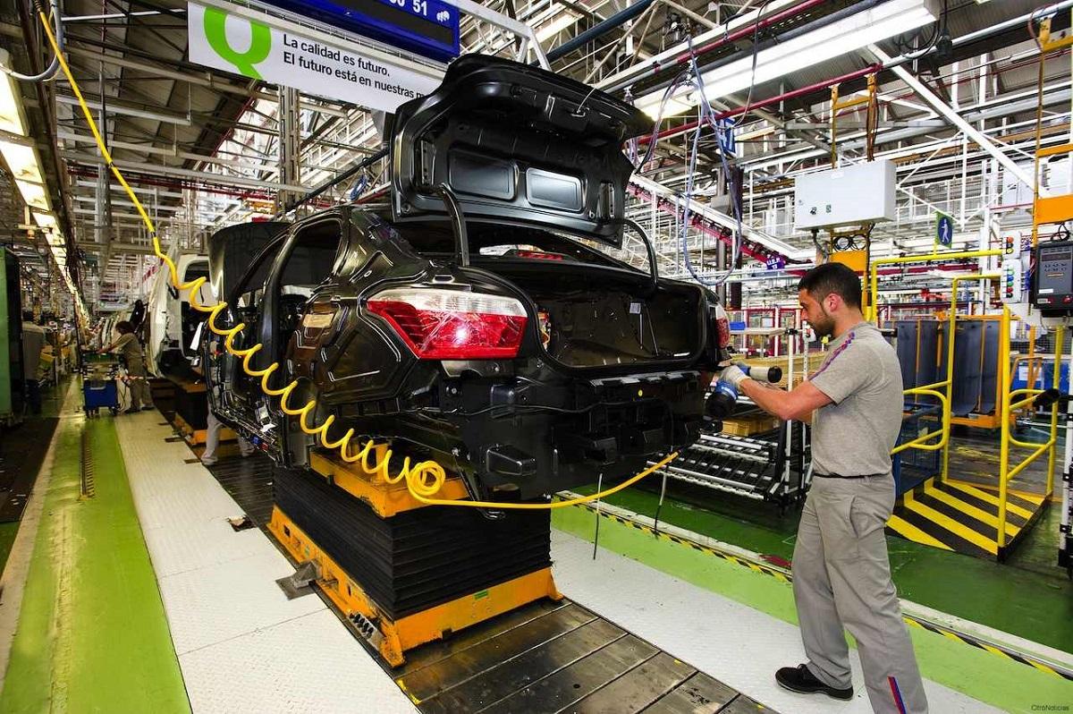 España como potencia fabricante de coches