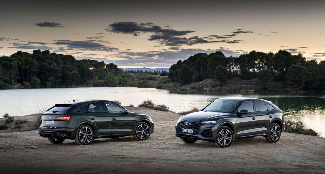 Toma de contacto Audi Q5 Sportback