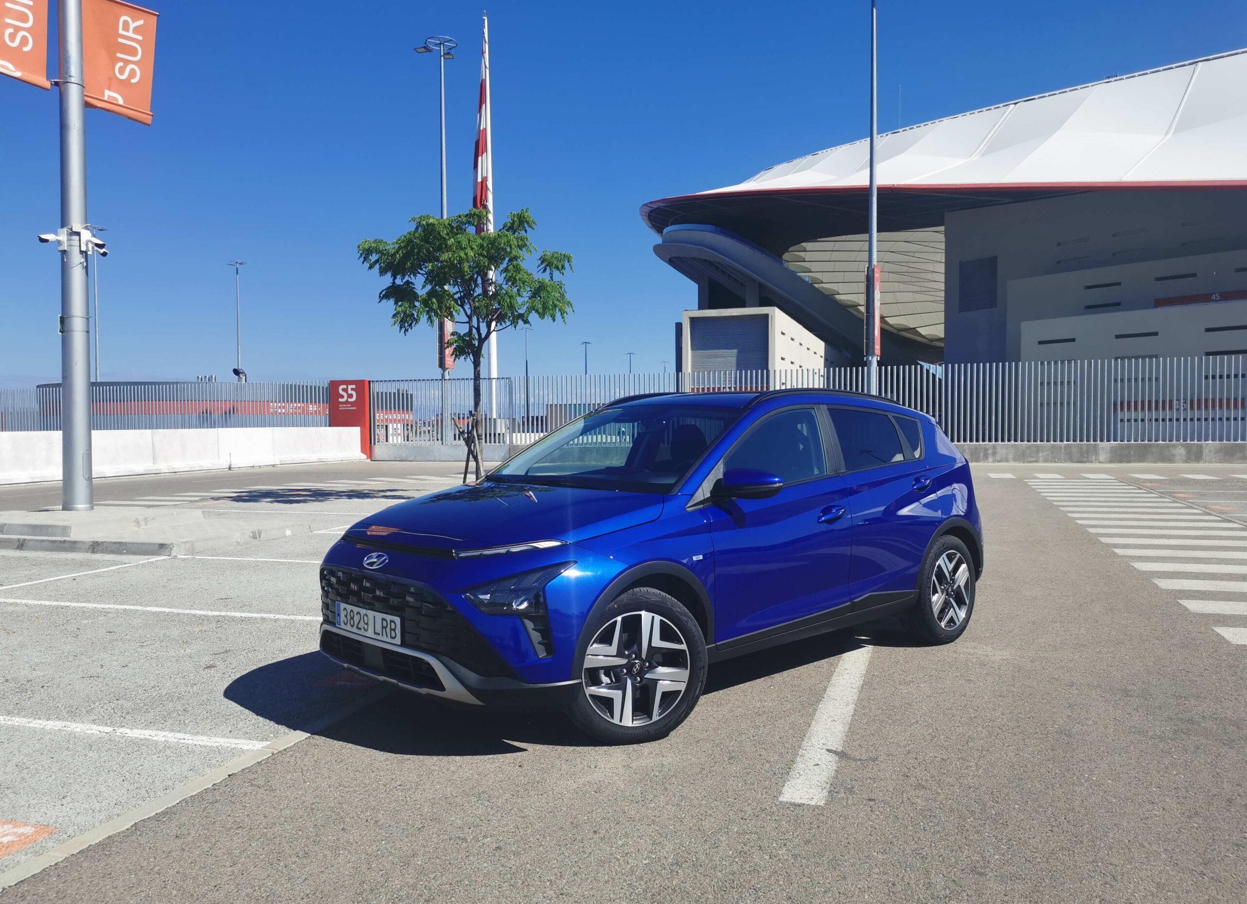Prueba Hyundai Bayon, el nuevo SUV urbano